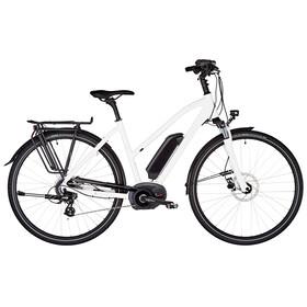Kalkhoff Endeavour 1.B Move Bicicletta elettrica da trekking Trapez 400Wh bianco